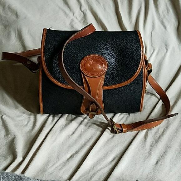 Dooney   Bourke Bags   Vintage Dooney Bourke Essex Satchel   Poshmark 8d510d434d